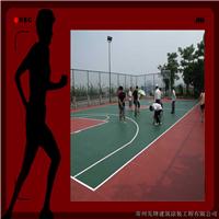 中小学专用防滑耐磨型EPMD塑胶跑道施工