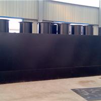 供应阿拉尔地埋式一体化污水处理设备