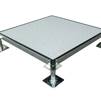 陶瓷防静电地板_高架活动地板
