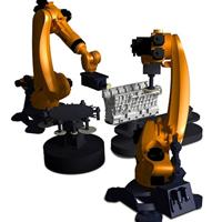 供应自动打磨机器人GDT210