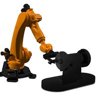 供应自动打磨机器人GS210