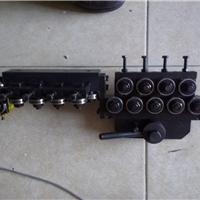 18轮铝包钢线矫直器
