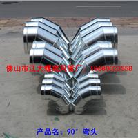 圆形螺旋风管生产厂家直销镀锌圆口螺旋风管