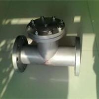 供应湖口DN250不锈钢Y型过滤器