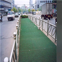 供应江西龙达 玻璃钢桥用绿化带美观格栅