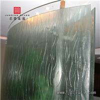 供应热熔玻璃雕刻玻璃艺术玻璃背景墙水幕
