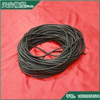 供应橡胶穿线管 束线橡胶管