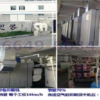 印刷包装厂节能减排改造