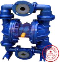 供应全衬氟气动隔膜泵-钢衬氟隔膜泵
