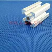 供应工业铝型材欧标2020铝型材打印机型材
