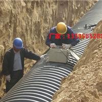供应承插式HDPE|PVC双壁波纹管及橡胶圈