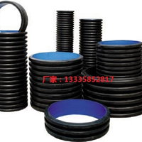厂家供应U-PVC加筋管DN225-DN600混批