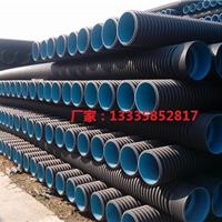 供应南通经销商HDPE双壁波纹管批发