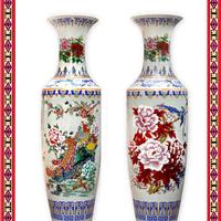 陶瓷花瓶 景德镇大花瓶 瓷器花瓶