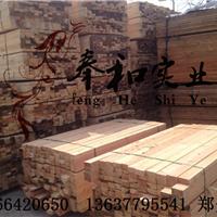 供应优质花旗松工程木方花旗松板材景观木