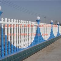 供应成都HS-20150526宏升艺术围栏 水泥围栏