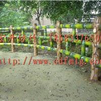 供应成都宏升水泥仿竹栏杆 仿竹护栏