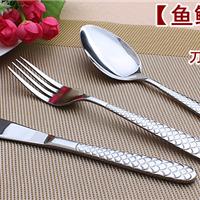 揭阳市不锈钢刀叉勺 揭阳不锈钢餐具厂家