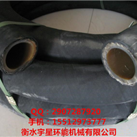 供应高耐磨钢丝骨架耐磨喷砂胶管价格