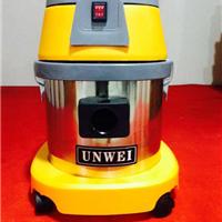 供应15L东莞骏威双马达工业吸尘吸水机