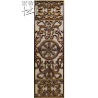 厂家加工供应铝铜雕刻门花 门窗装饰配件