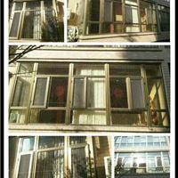 智能隐形防护防盗窗纳米钢丝铝材厂家直销