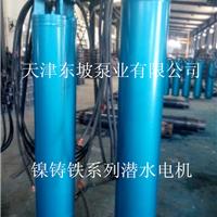 天津高温扬程800米 深井温泉专用潜水泵