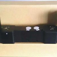 供应三位五通CT6防爆双电控电磁阀