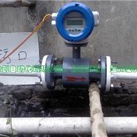 供应沉淀池进水流量计首选融创电磁流量计