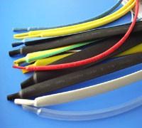 供应无卤环保PE热缩管,彩色PE阻燃热缩管