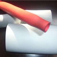 供应耐温200度硅胶热缩管,硅胶阻燃热缩管