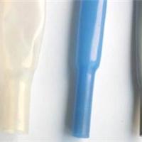 供应环保耐高温硅胶热缩管,彩色硅胶热缩管