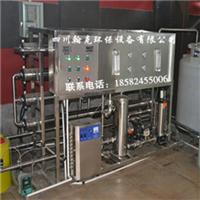 供应四川大型水处理设备厂双级反渗透纯水机