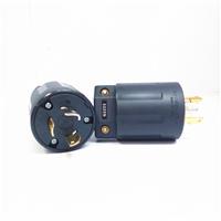 供应美国电机明装工业插头3322N