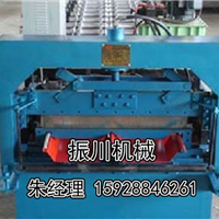 彩钢瓦设备,普通840型彩瓦机组