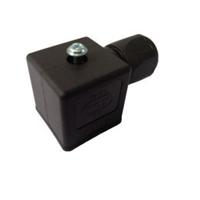 专业供应fox连接器电磁阀用插头专利防水