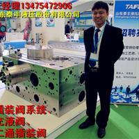 二通插装阀ZYB-100CV-00|山东泰丰液压