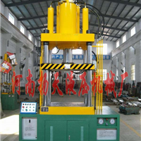 供应锻压机械,液压机,四柱液压机