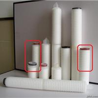 供应PP微孔折叠滤芯40英寸0.22微米