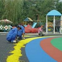 学校EPDM安全地垫跑道,供应