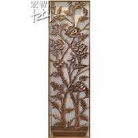 加工订做铝铜雕刻门花 门窗装饰配件