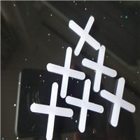 供应成都瓷砖十字架批发,3.0mmg全新材料