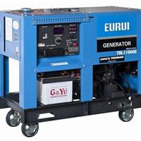 日本东洋单相10.5KW柴油发电机TDL11000E