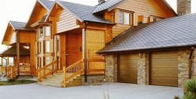 供应防腐木、碳化木、木屋别墅、秋千、