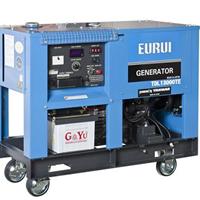 日本东洋三相12KW柴油发电机TDL13000TE
