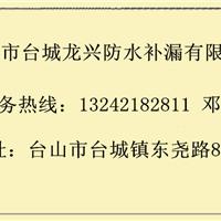 供应台山市龙兴防水补漏公司