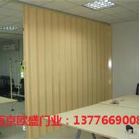 供应南京市PVC折叠门,PVC隔断门厂家直销