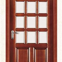 供应实木玻璃门系列