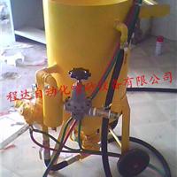 供应贵州最好的管道除锈翻新喷砂机