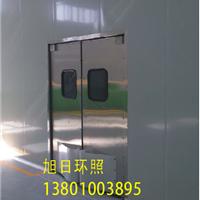 北京生产安装不锈钢自由碰撞门